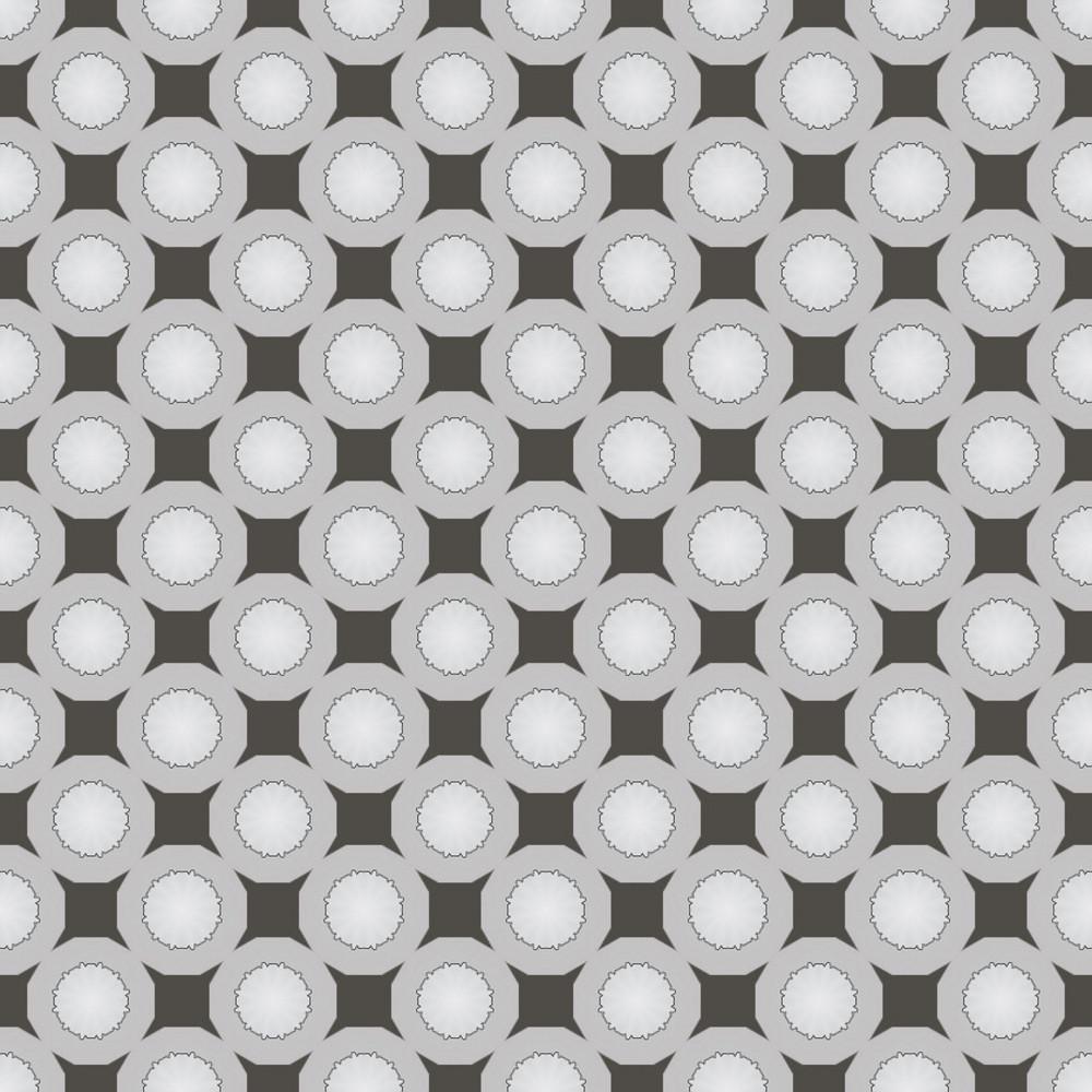 Abstract Circles Pattern