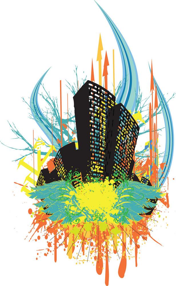Abstract-city-emblem