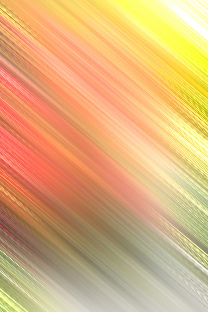 Abstract Colored Blurred Background
