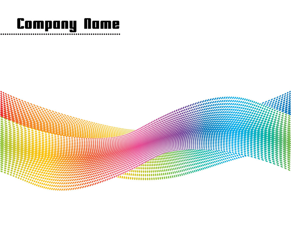 Abstract Corporate Template Background