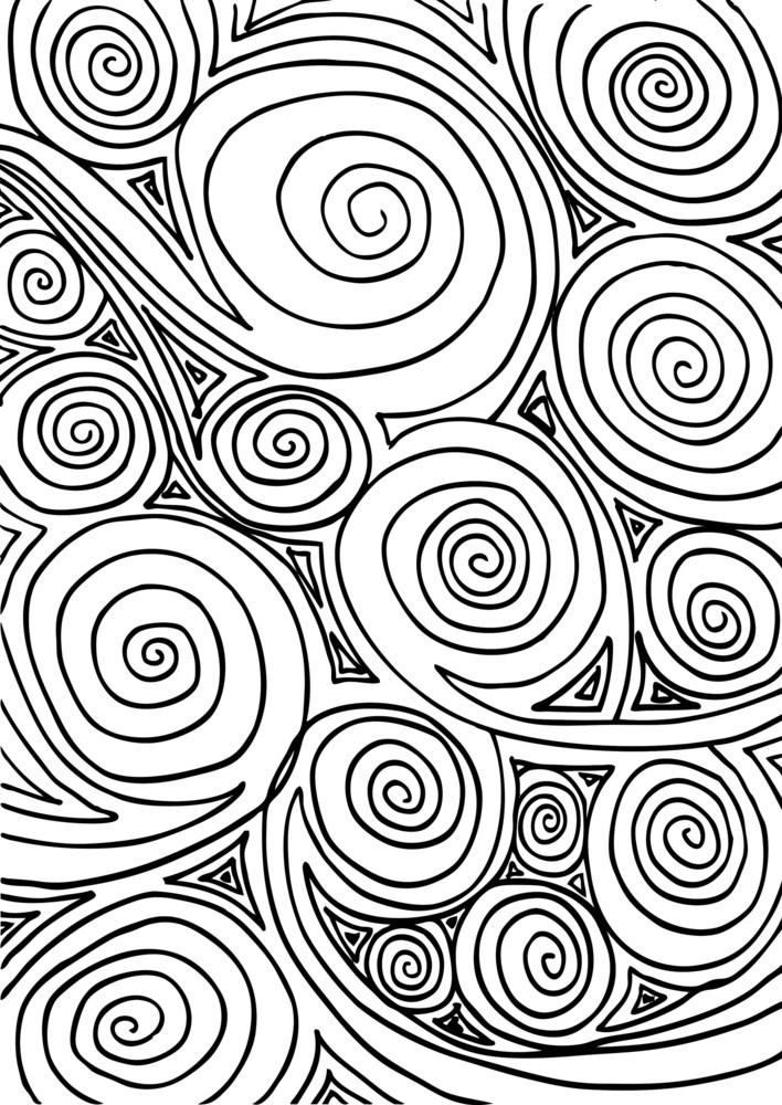 Zusammenfassung Design Vector Hintergrund