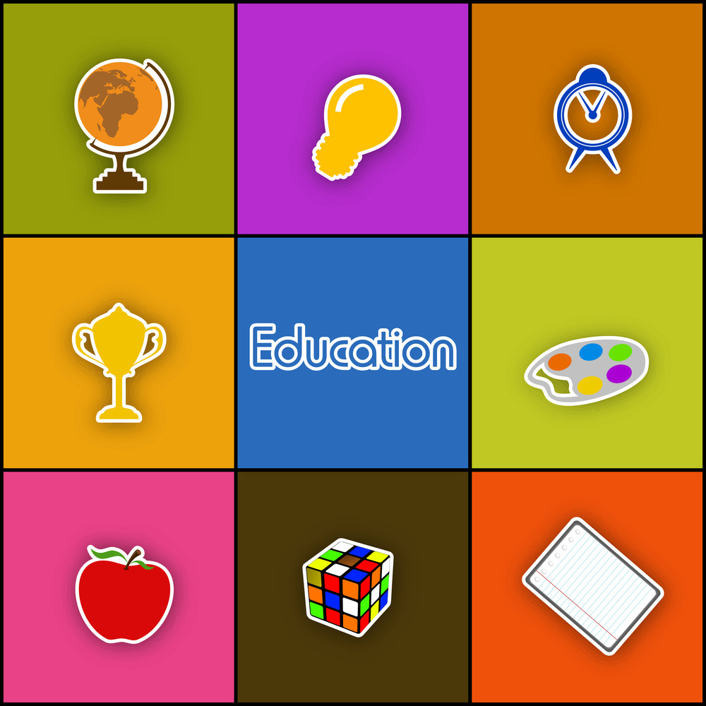 Abstract Educational Background.
