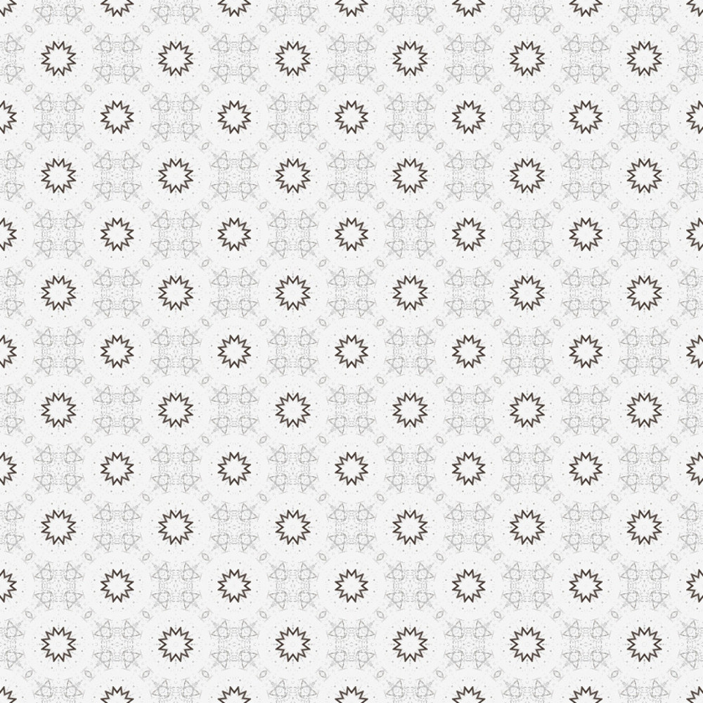 Abstract Floral Pattern Design