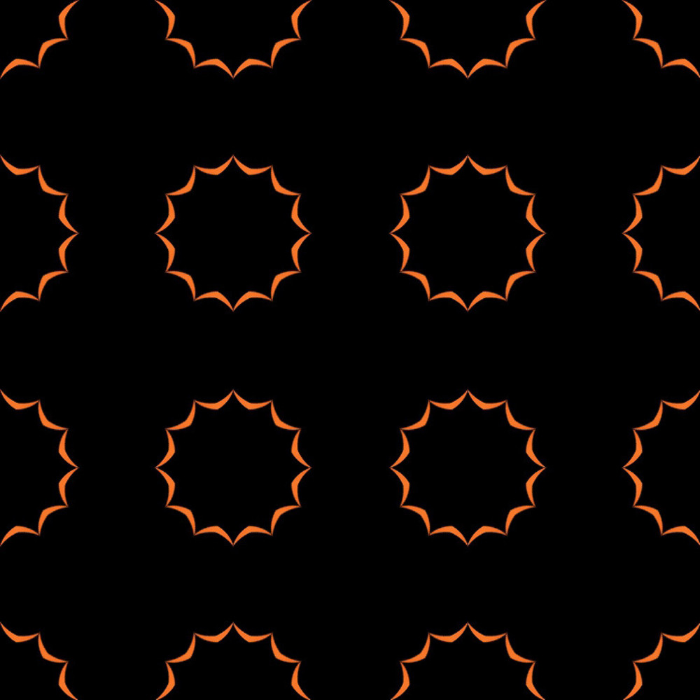 Abstract Flourish Pattern Design Backdrop