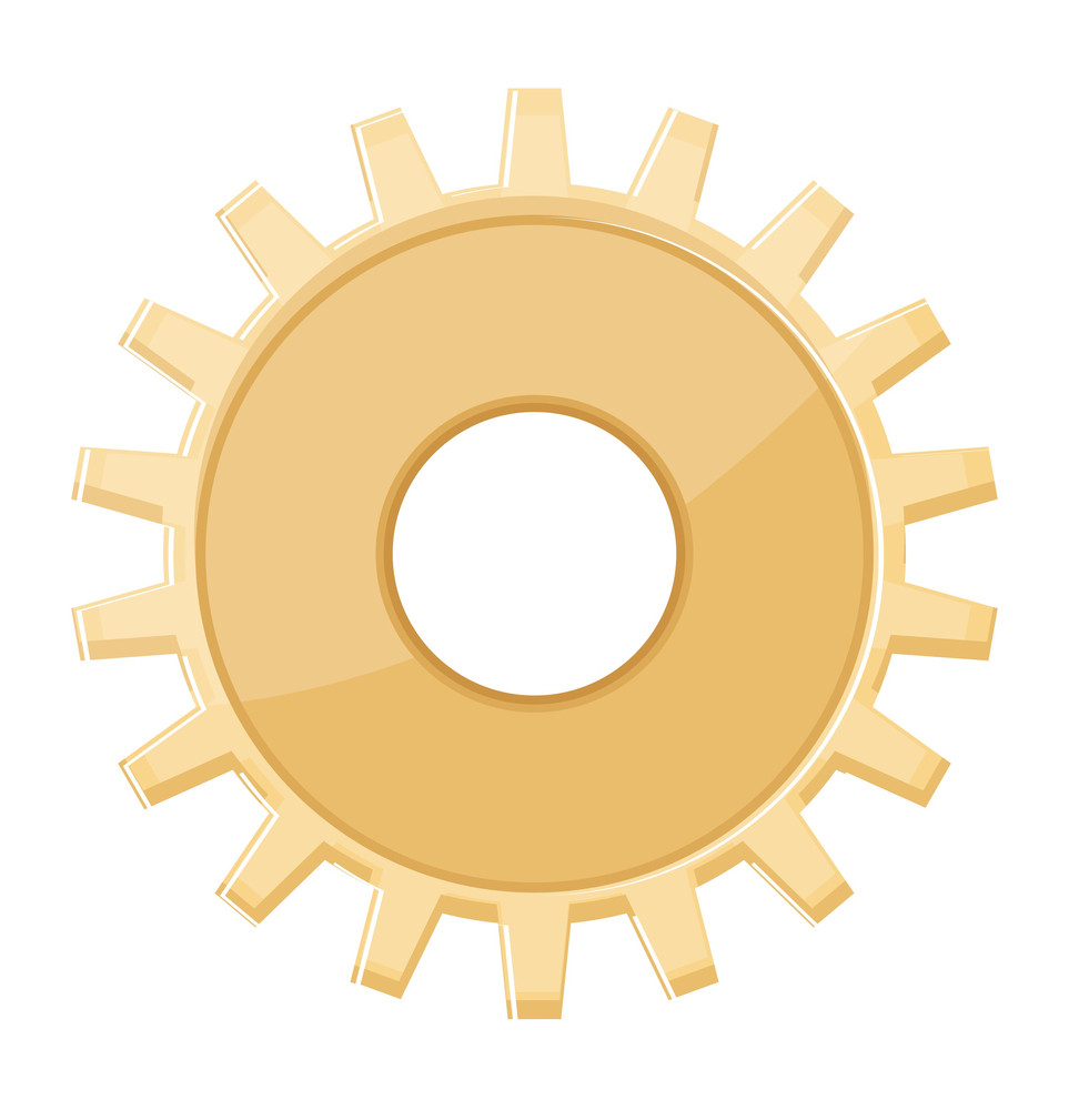 Abstract Gear Wheel Design
