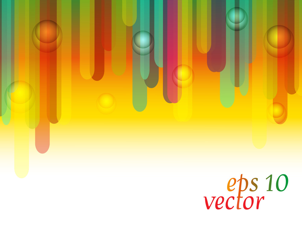 Abstract Geomatric Shapes Background With Colorful Design For Text Project Used And Copy Space