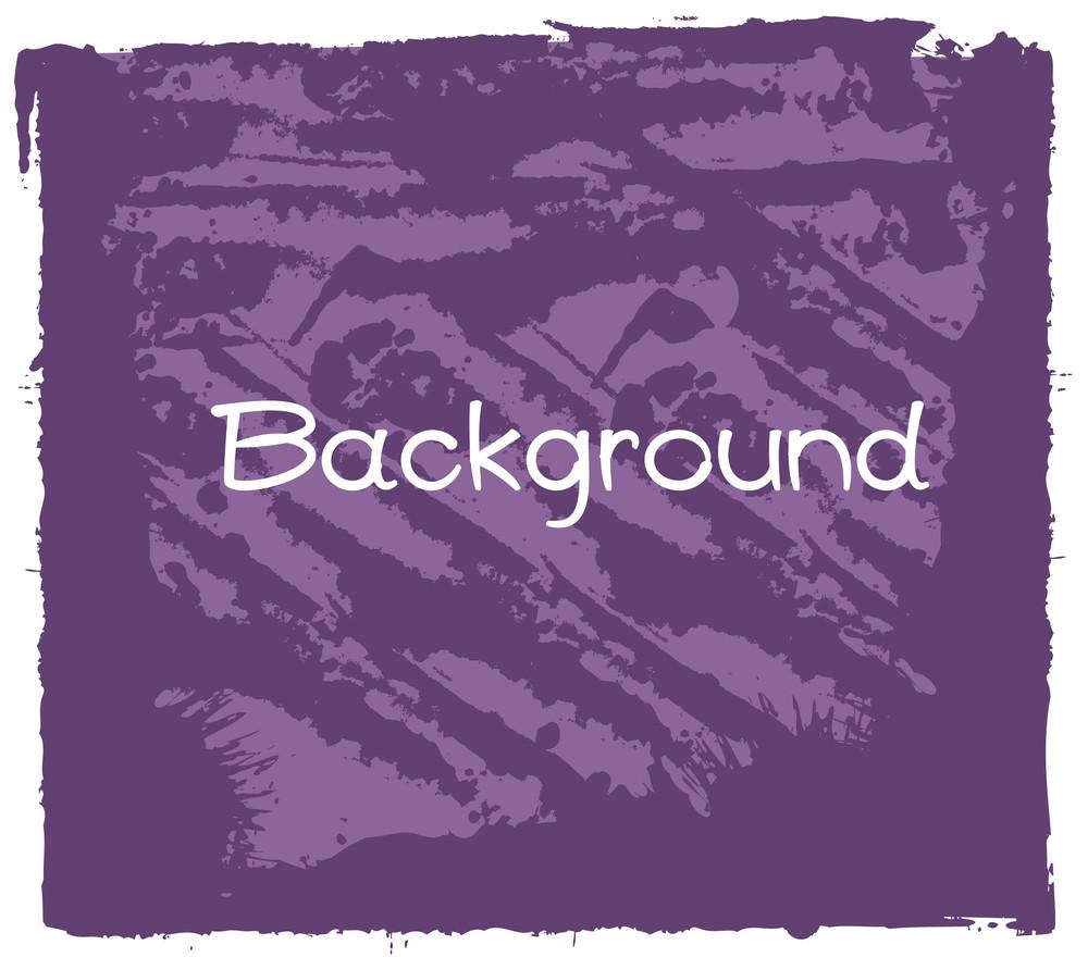 Abstract Grunge Banner Design