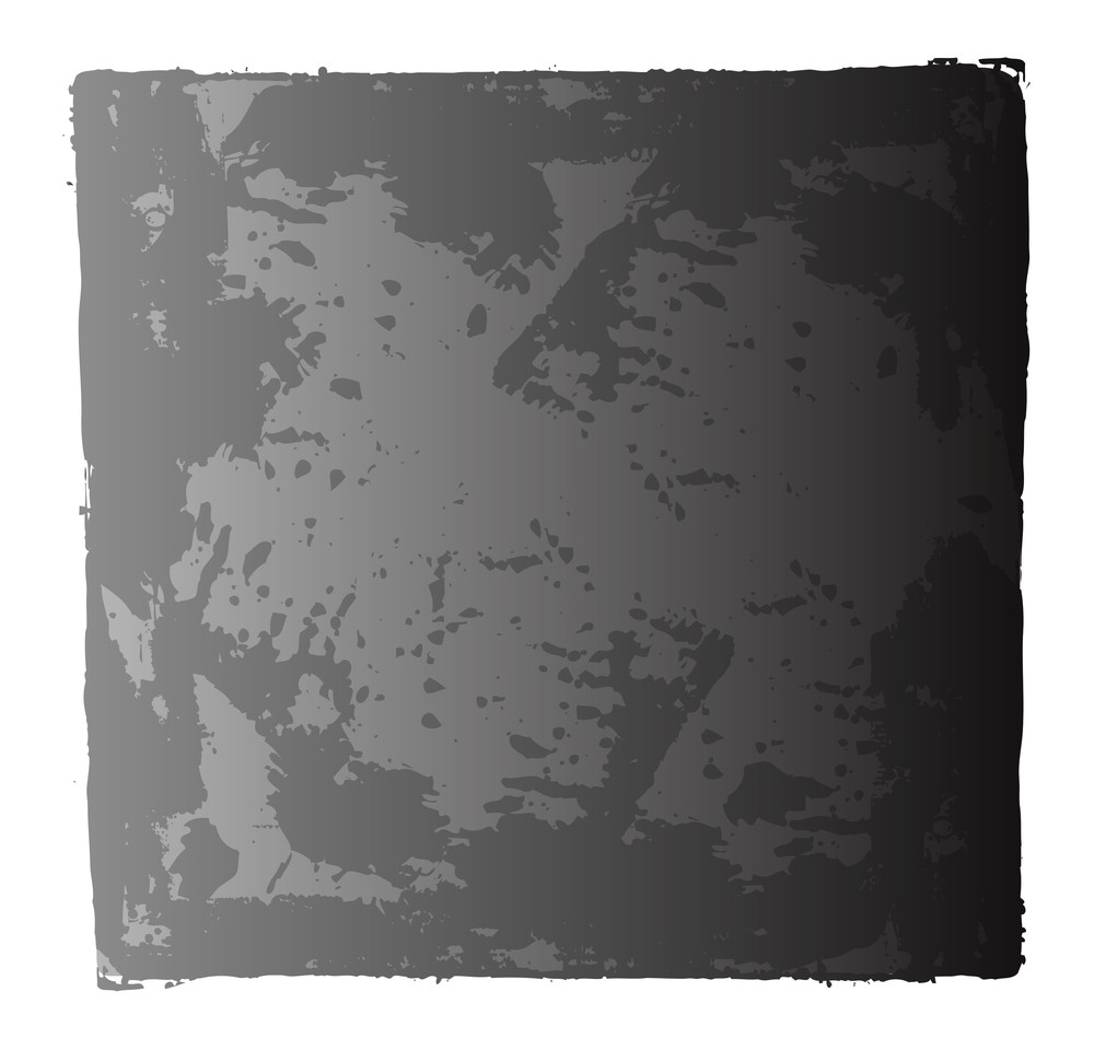 Abstract Grunge Frame Banner
