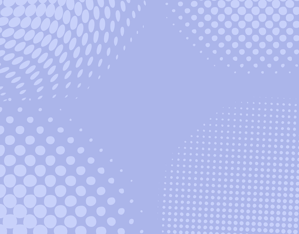 Abstract Halftone Grunge Background