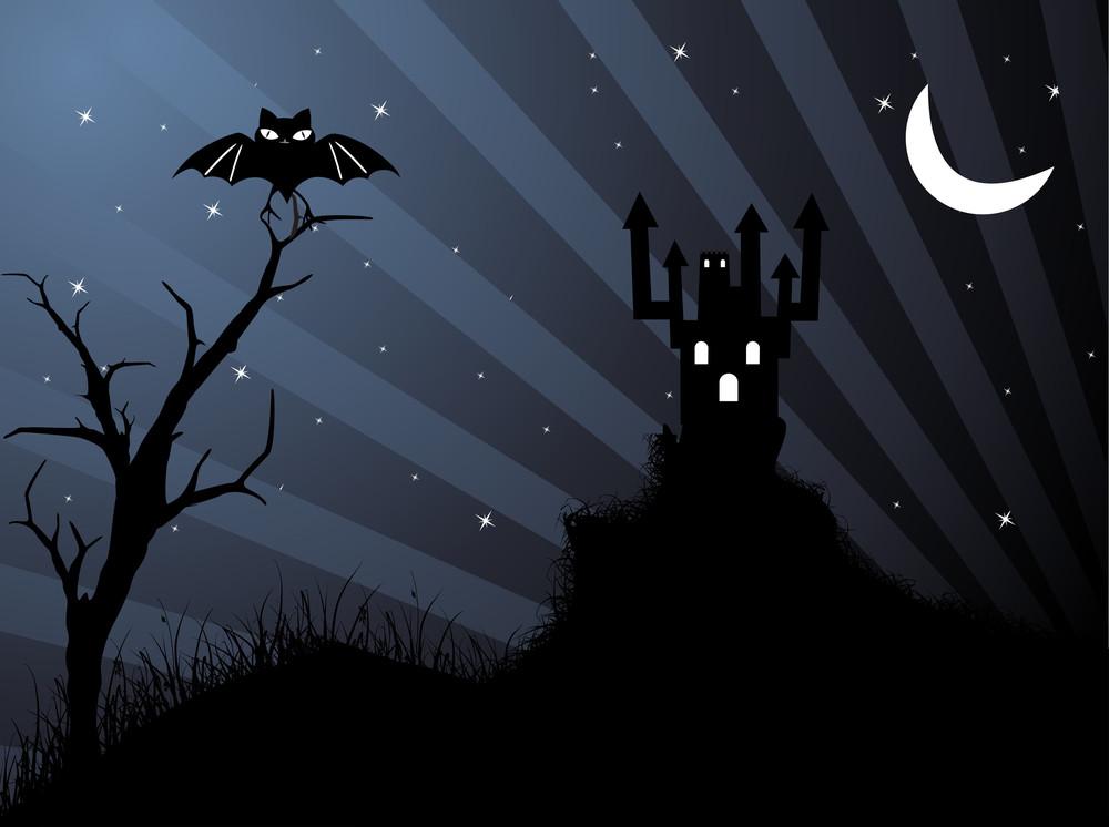 Abstract Halloween Series5 Design1