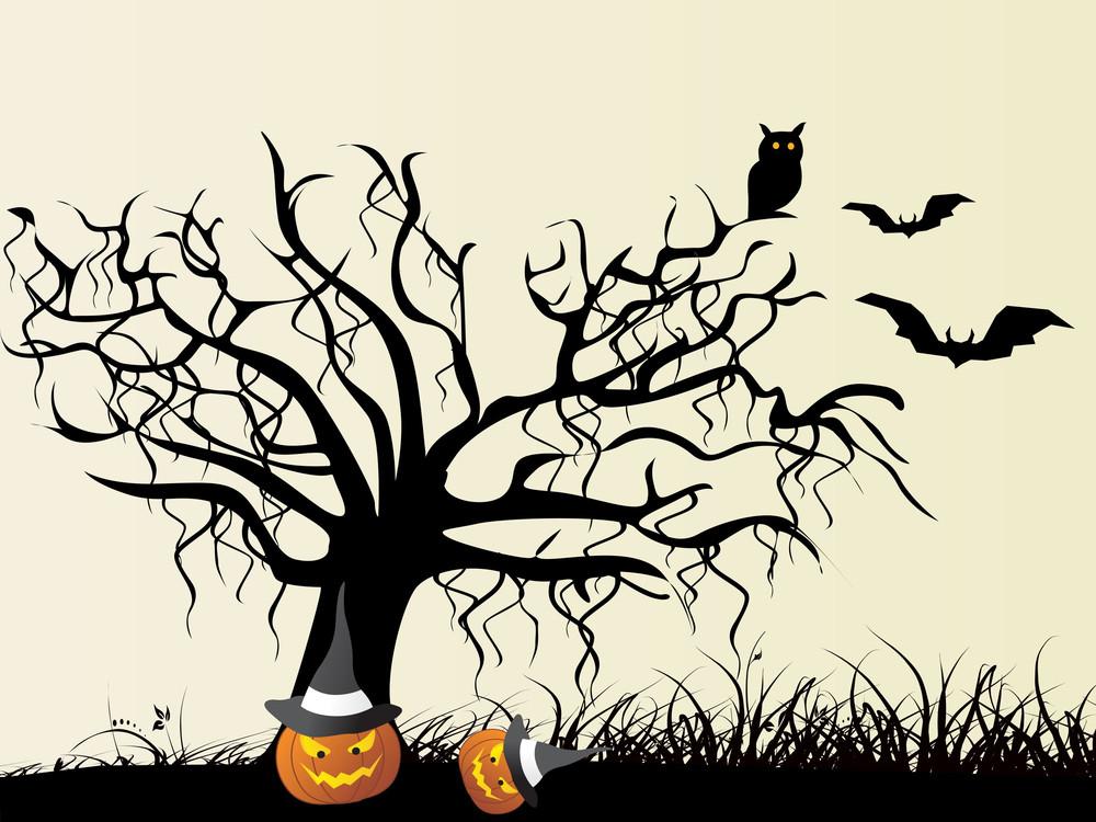 Abstract Halloween Series5 Design40