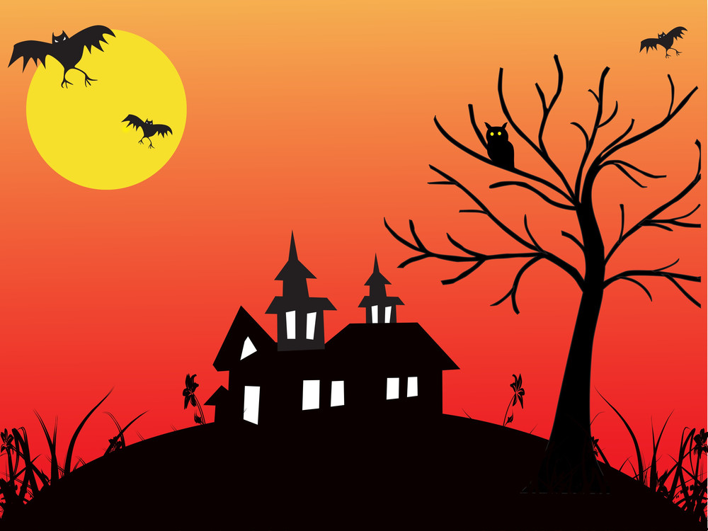 Abstract Halloween Series5 Design51
