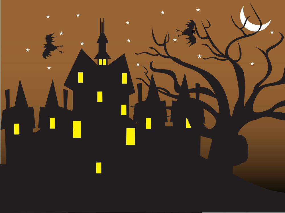 Abstract Halloween Series5 Design54