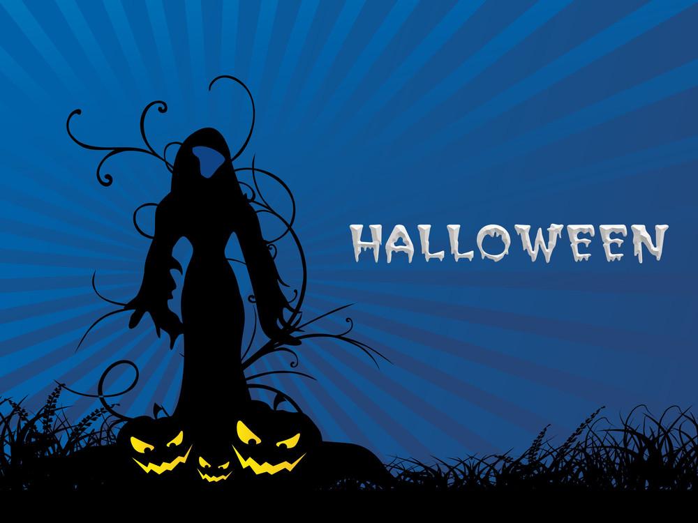 Abstract Halloween Series5 Design74