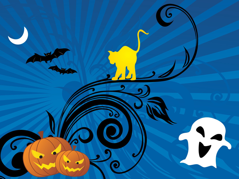 Abstract Halloween Series5 Design76
