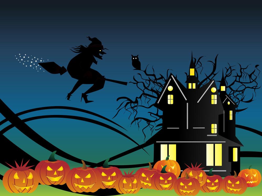 Abstract Halloween Series5 Design79