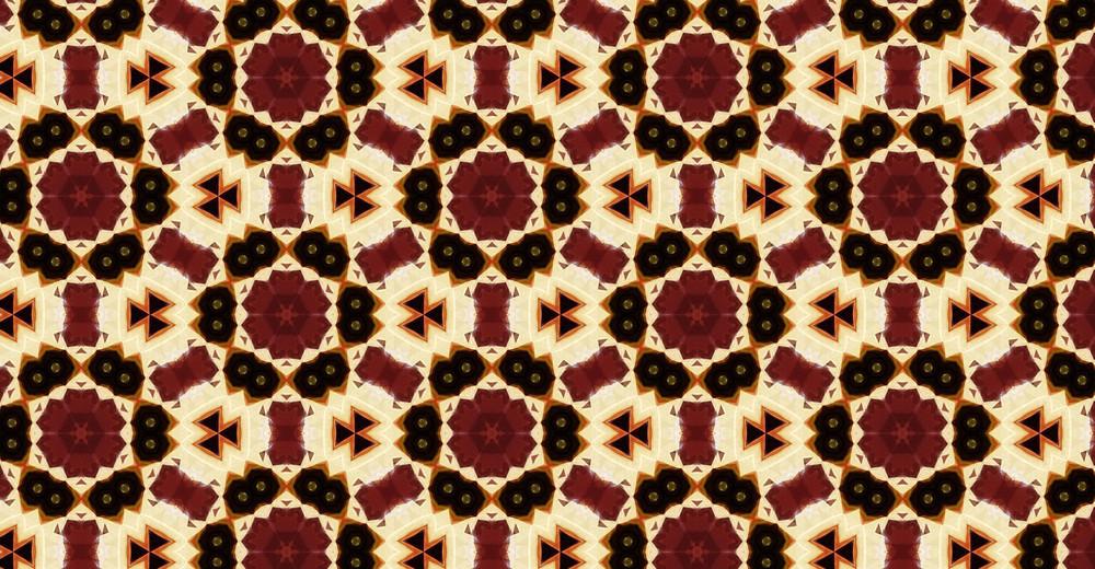 Abstract Kaleidoscope Design