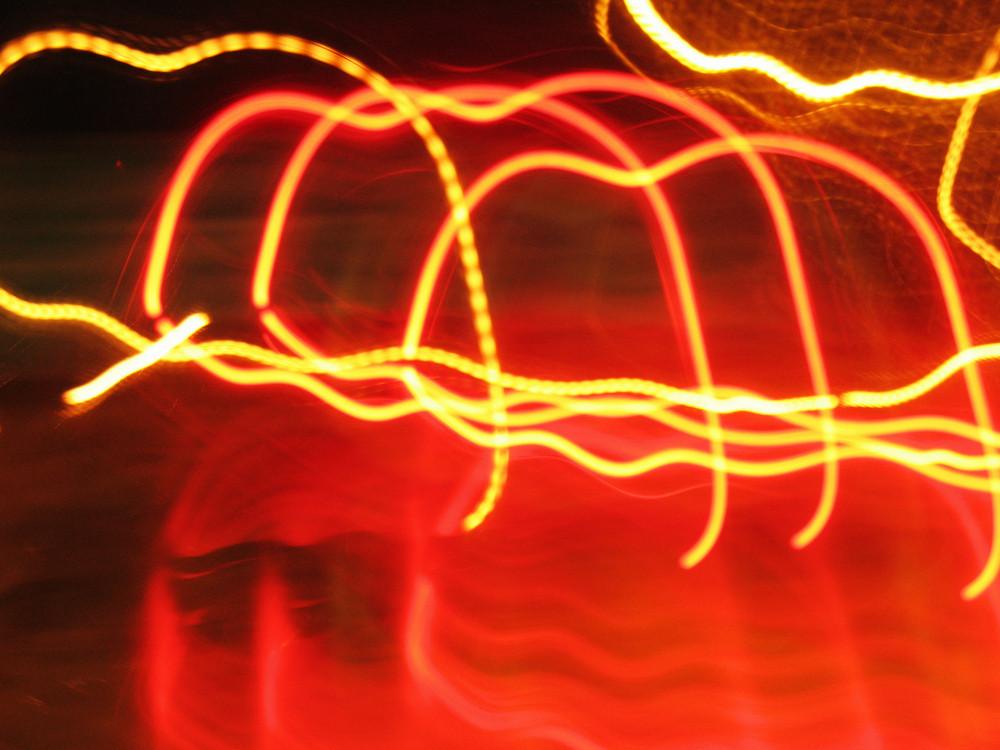 Abstract Light Blurs 13 Texture
