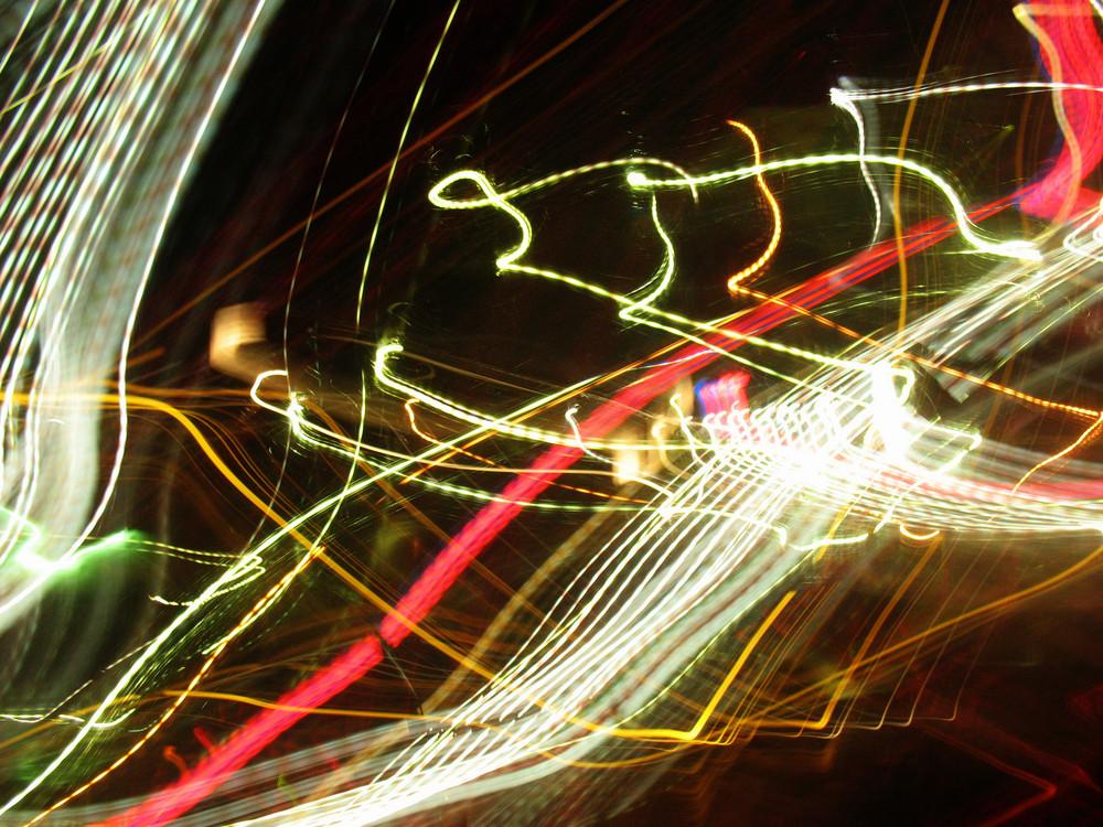 Abstract Light Blurs 32 Texture