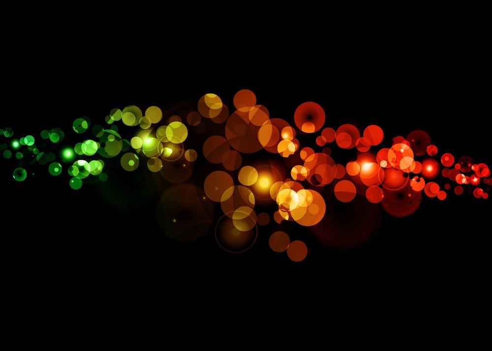 Abstract Lights Vector Illustration