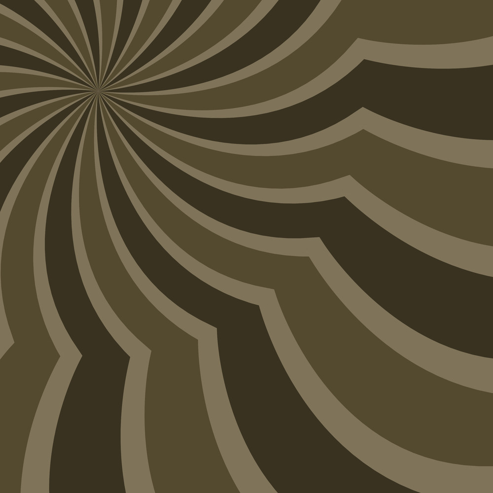 Abstract Lines Retro Background