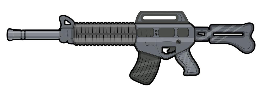 Abstract Machine Gun