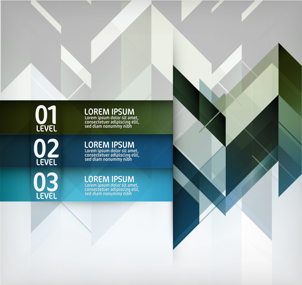 Abstract Modern Design Layout