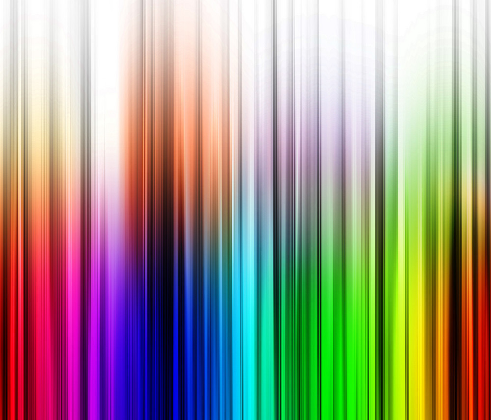 Abstract Rainbow Lines
