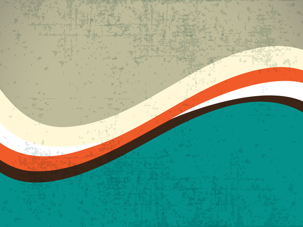 Abstract Retro Background.