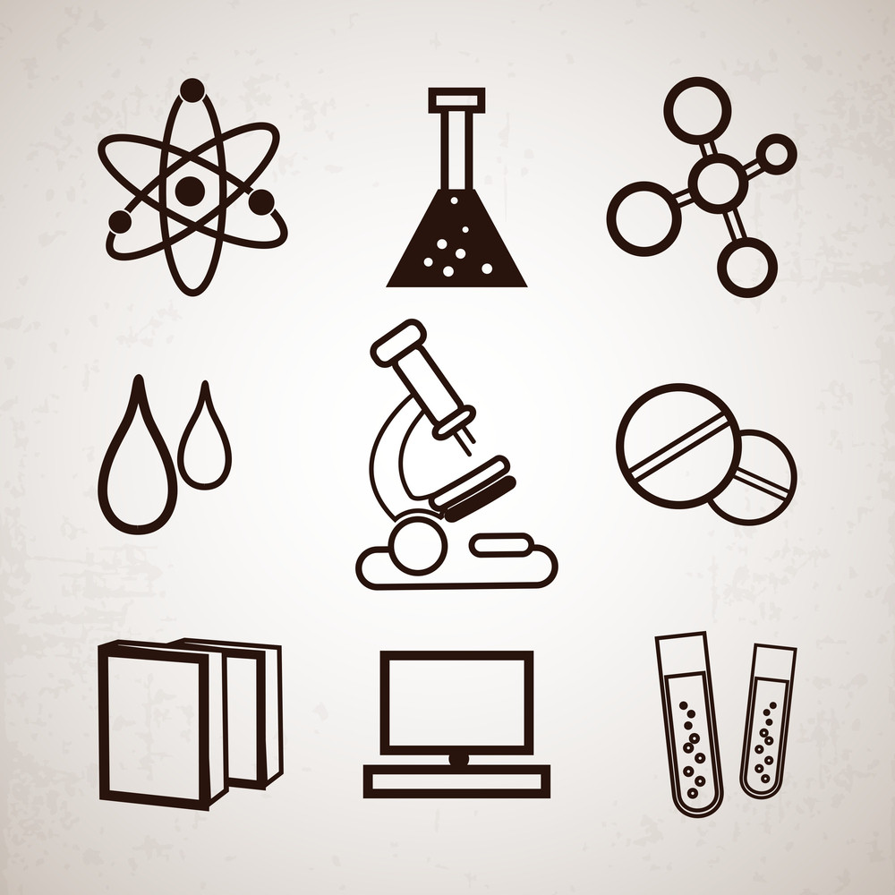 Abstract Science Concept