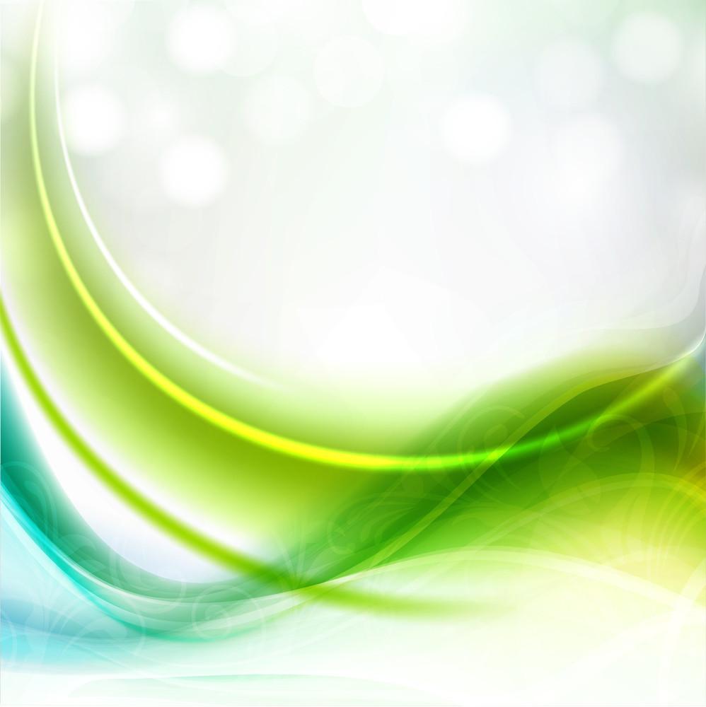 Zusammenfassung Shiny Wellen-Hintergrund