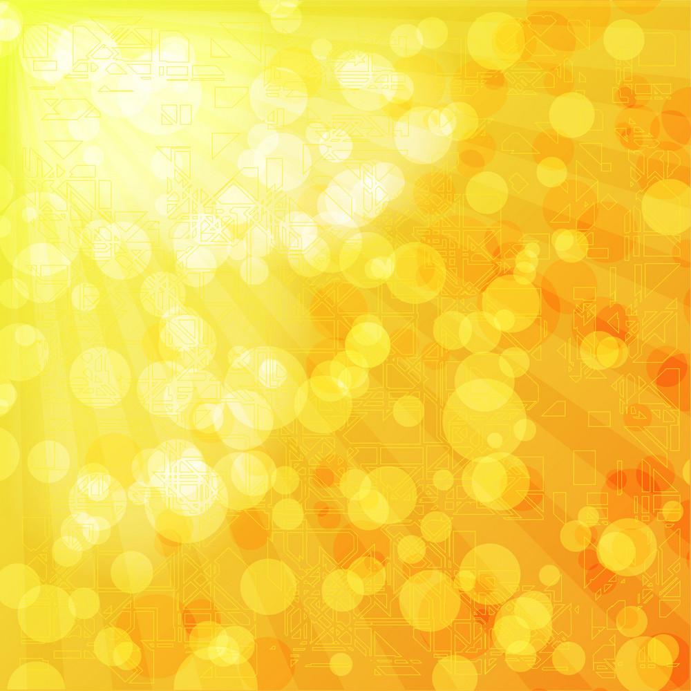 Abstract Sunny