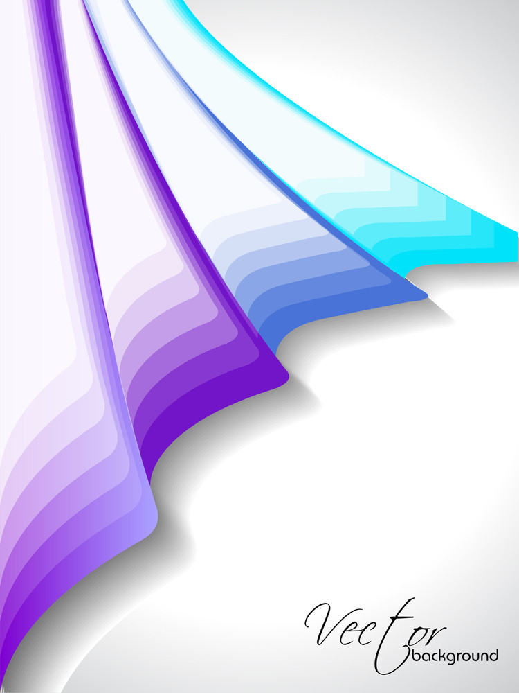 Abstract Vector Background. Vector Illustration.