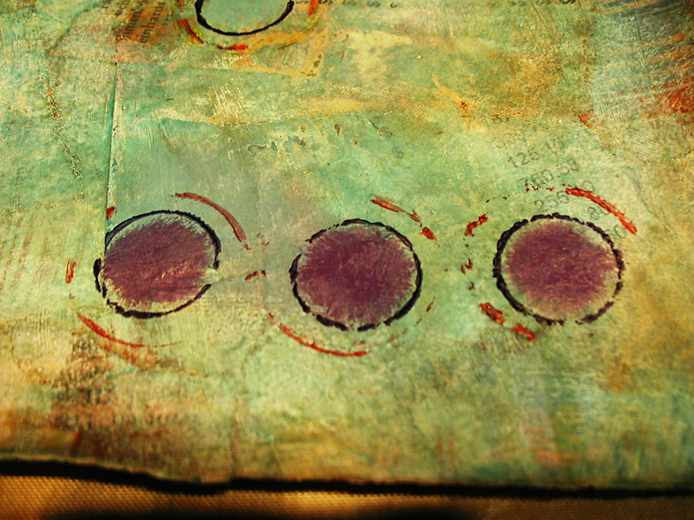 Abstract Vintage 4 Texture