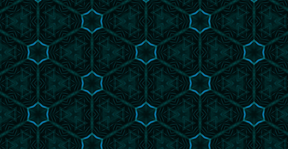 Abstract Vintage Pattern Design