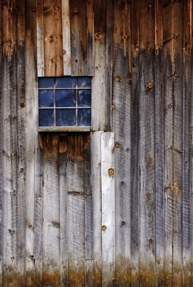 Abstract Wooden House Texture Background