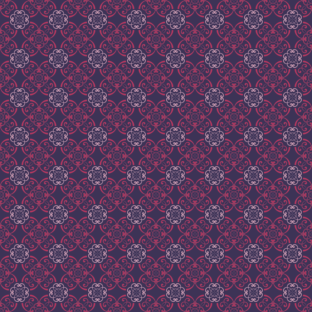 Abstrat Vintage Seamless Pattern. Vector Illustration