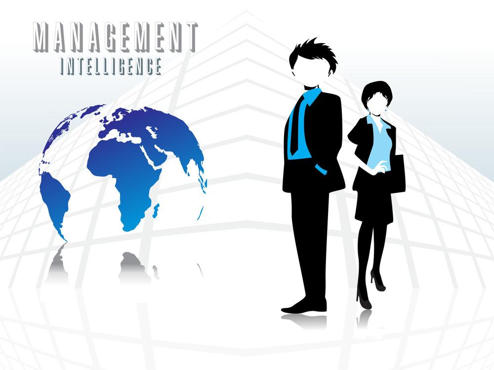 Abstrcat Elegant Business Background