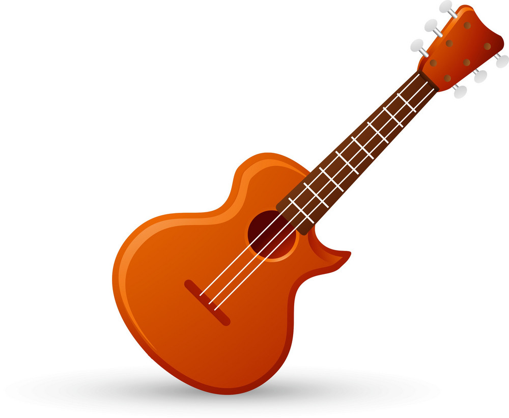Acoustic Bass Lite Music Icons