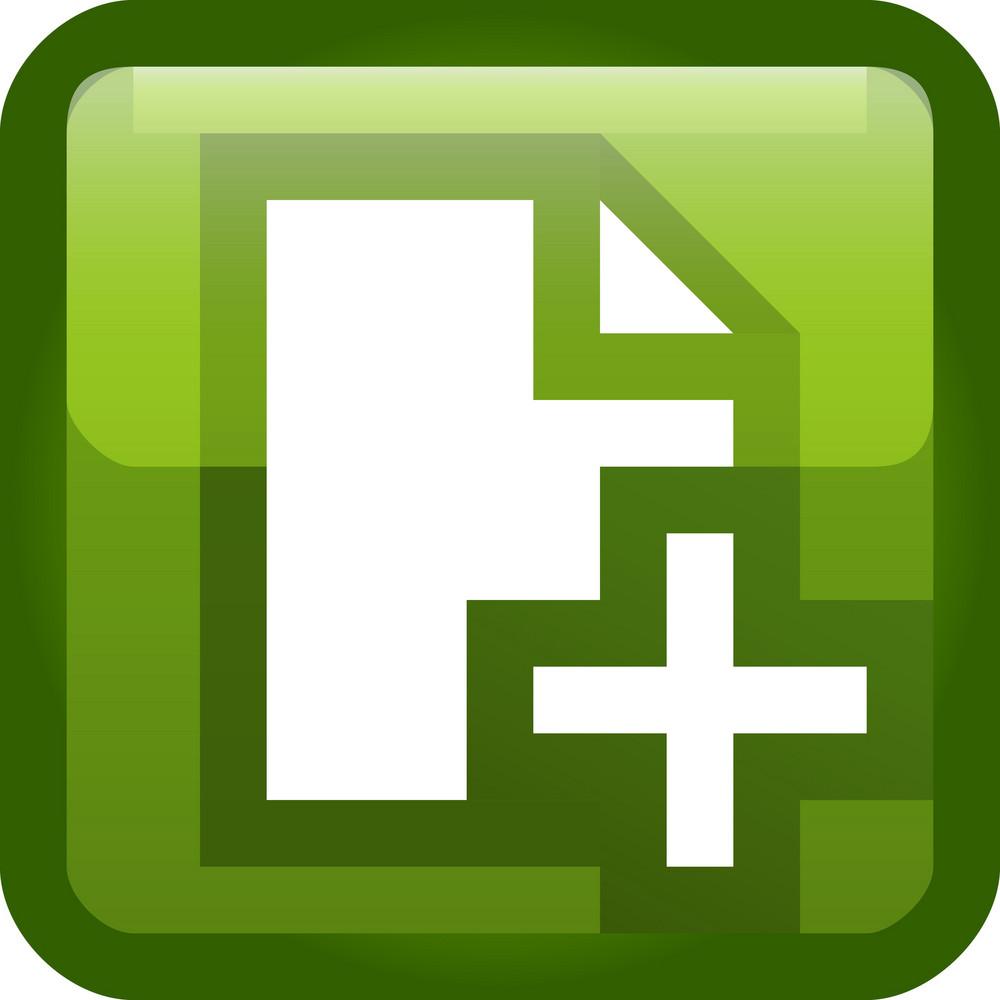 Add Document Tiny App Icon