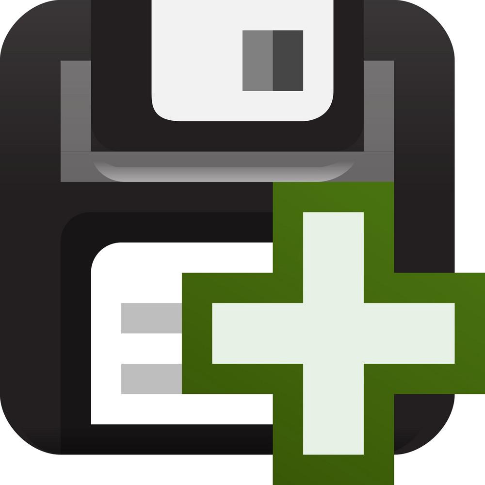 Add File Tiny App Icon