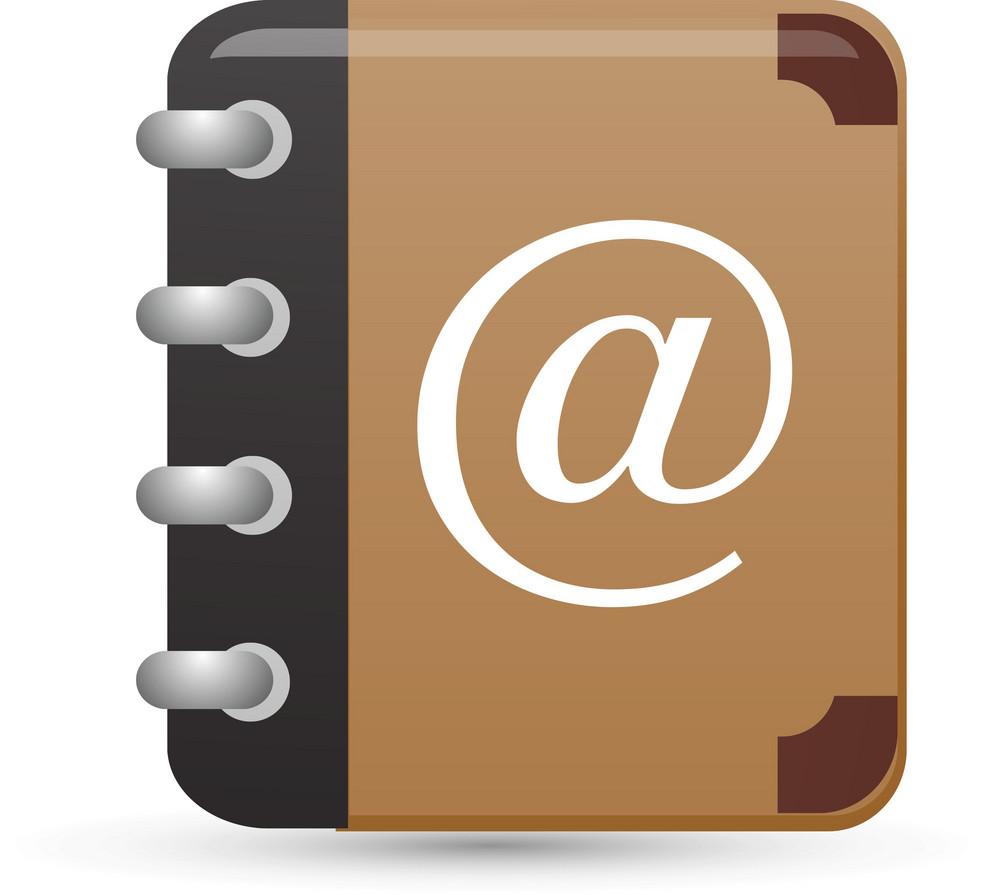 Address Book Lite Computer Icon