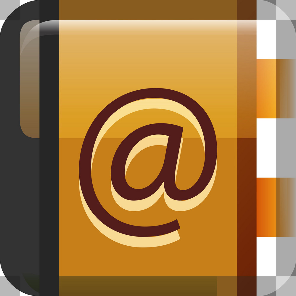 Address Book Tiny App Icon