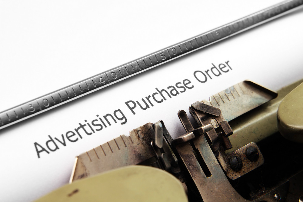 Advertising Purchase Order