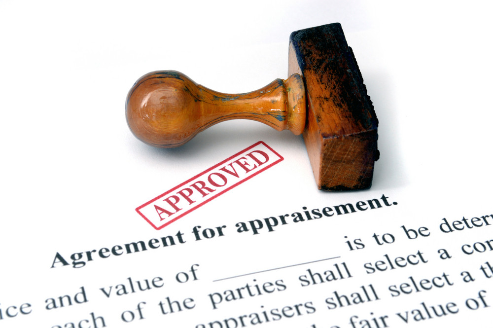 Agreement For Appraisement