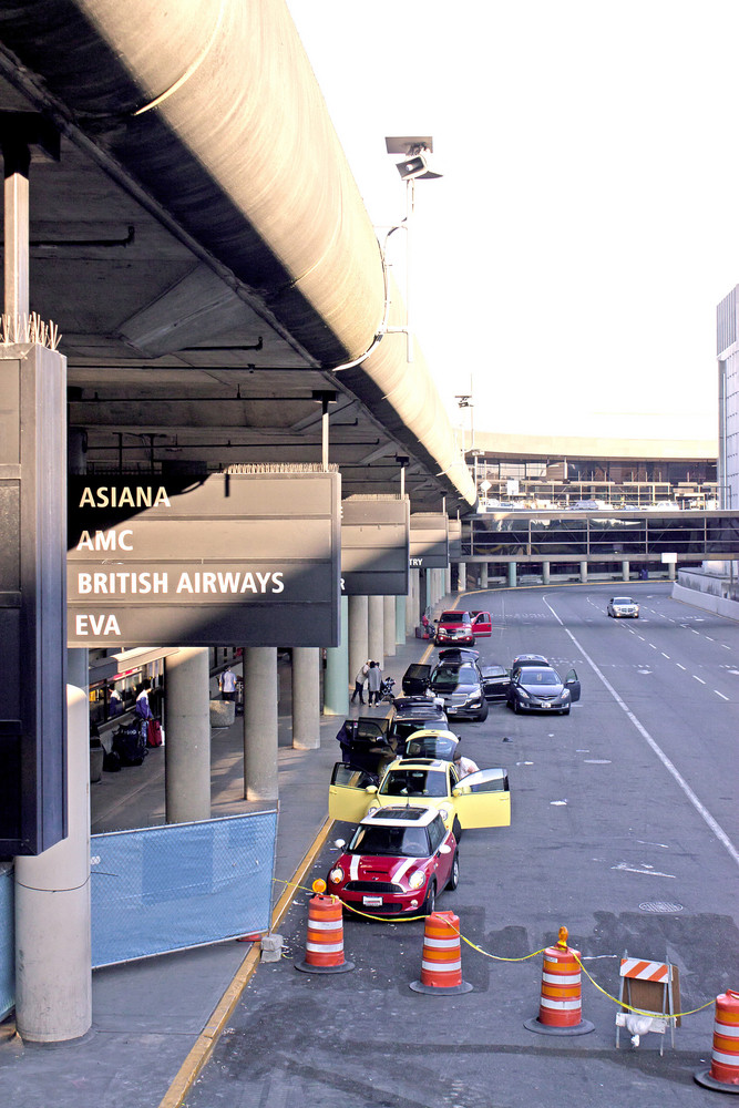 Airport Area