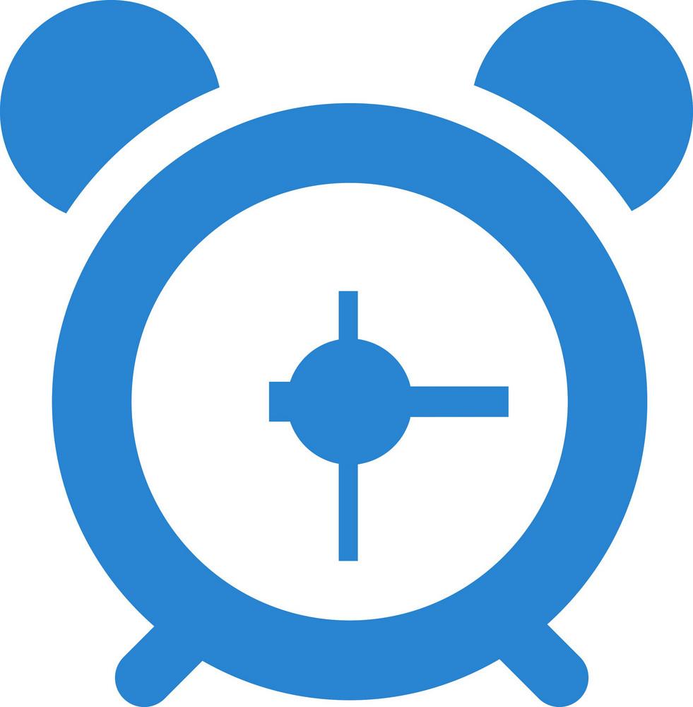 Alarm Clock Simplicity Icon