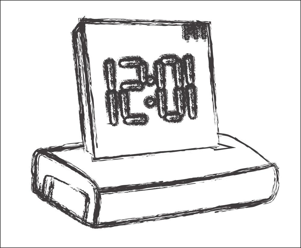 Alarm Clock Sketching