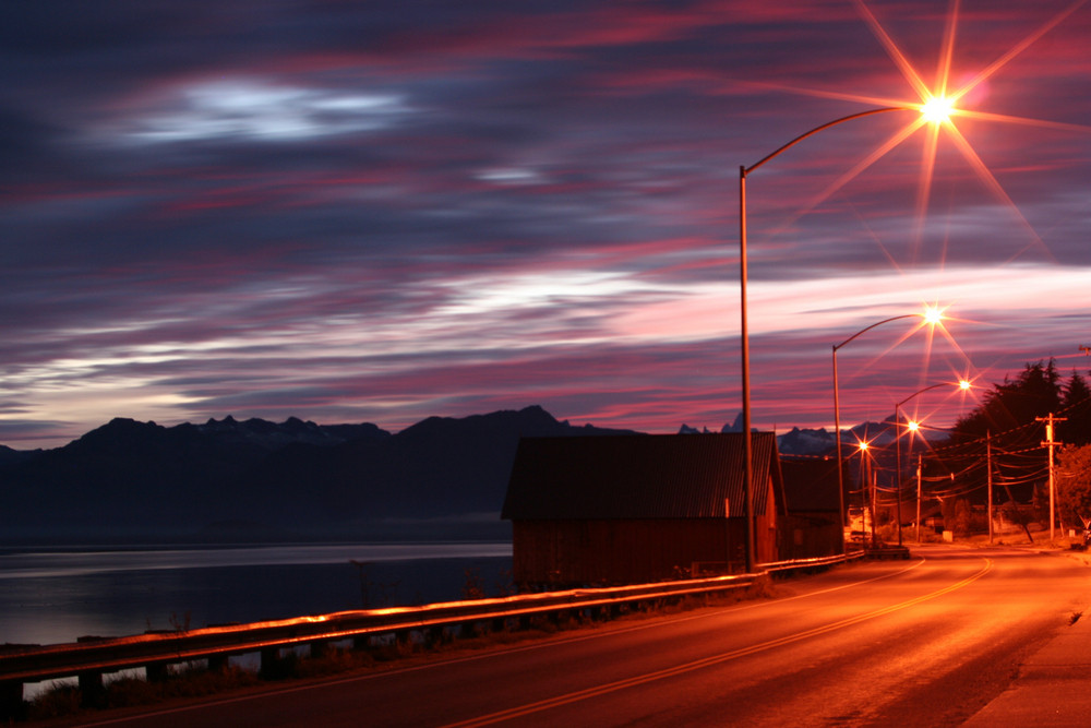 Alaskan Road
