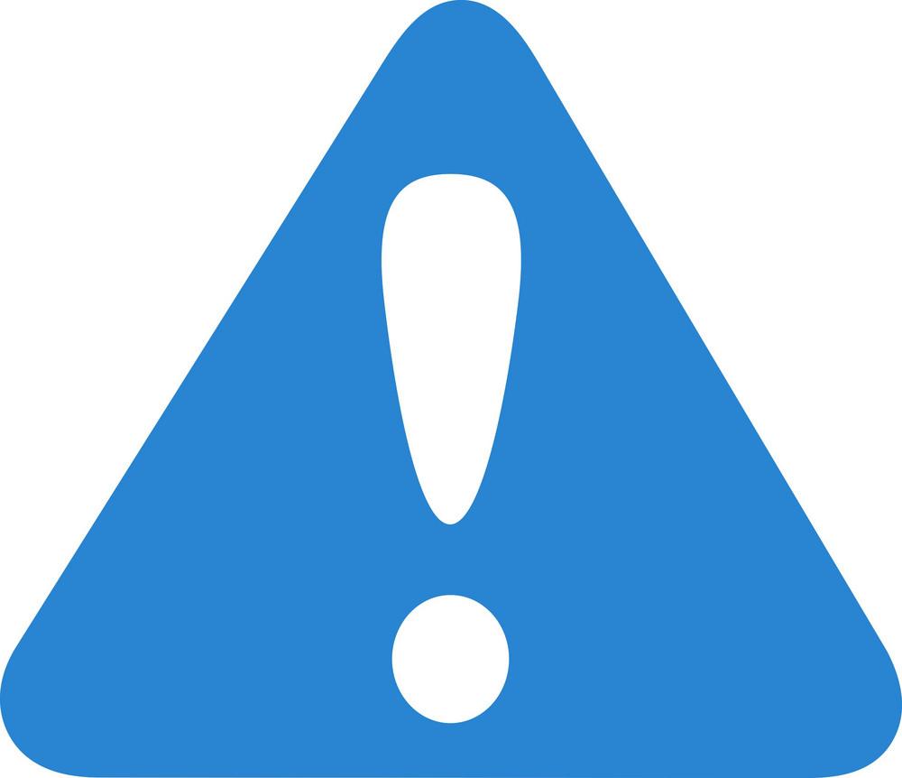 Alert Simplicity Icon